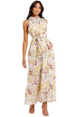 Morrison Andreas Maxi Dress floral