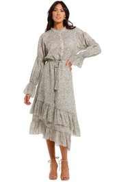 Morrison Azra Dress tiered