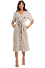 Morrison Carrie Linen Dress