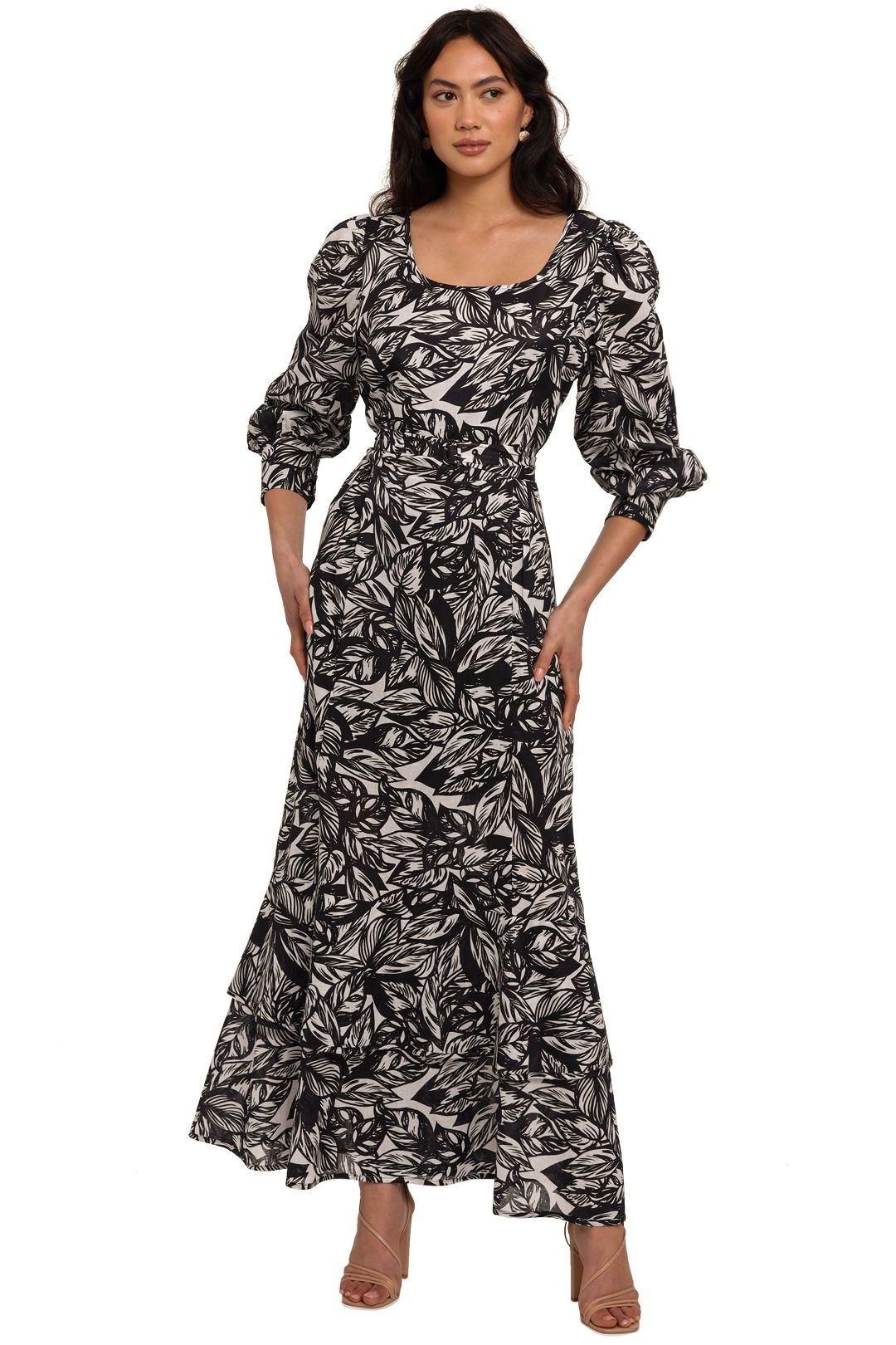 Morrison Kit Printed Maxi Dress