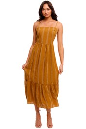 Morrison Leilani Linen Maxi Dress
