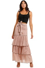 Morrison Venice Skirt tiered