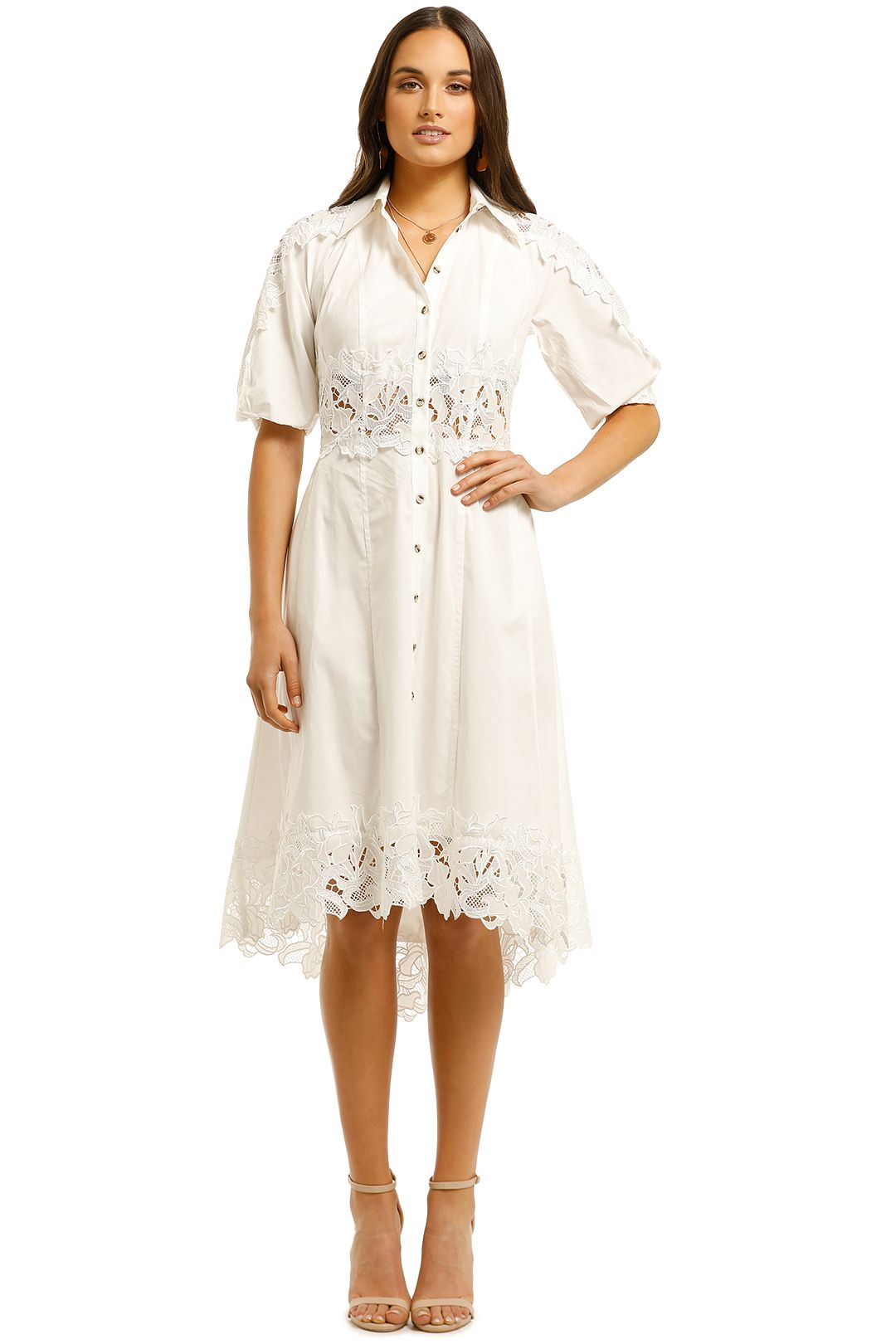 Moss-and-Spy-Evetta-Shirt-Dress-White-Front