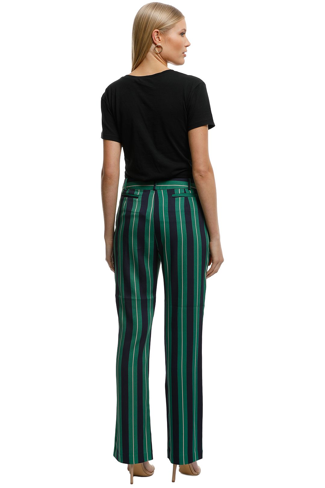 Moss-and-Spy-Gatsby-Pant-Green-Stripe-Back