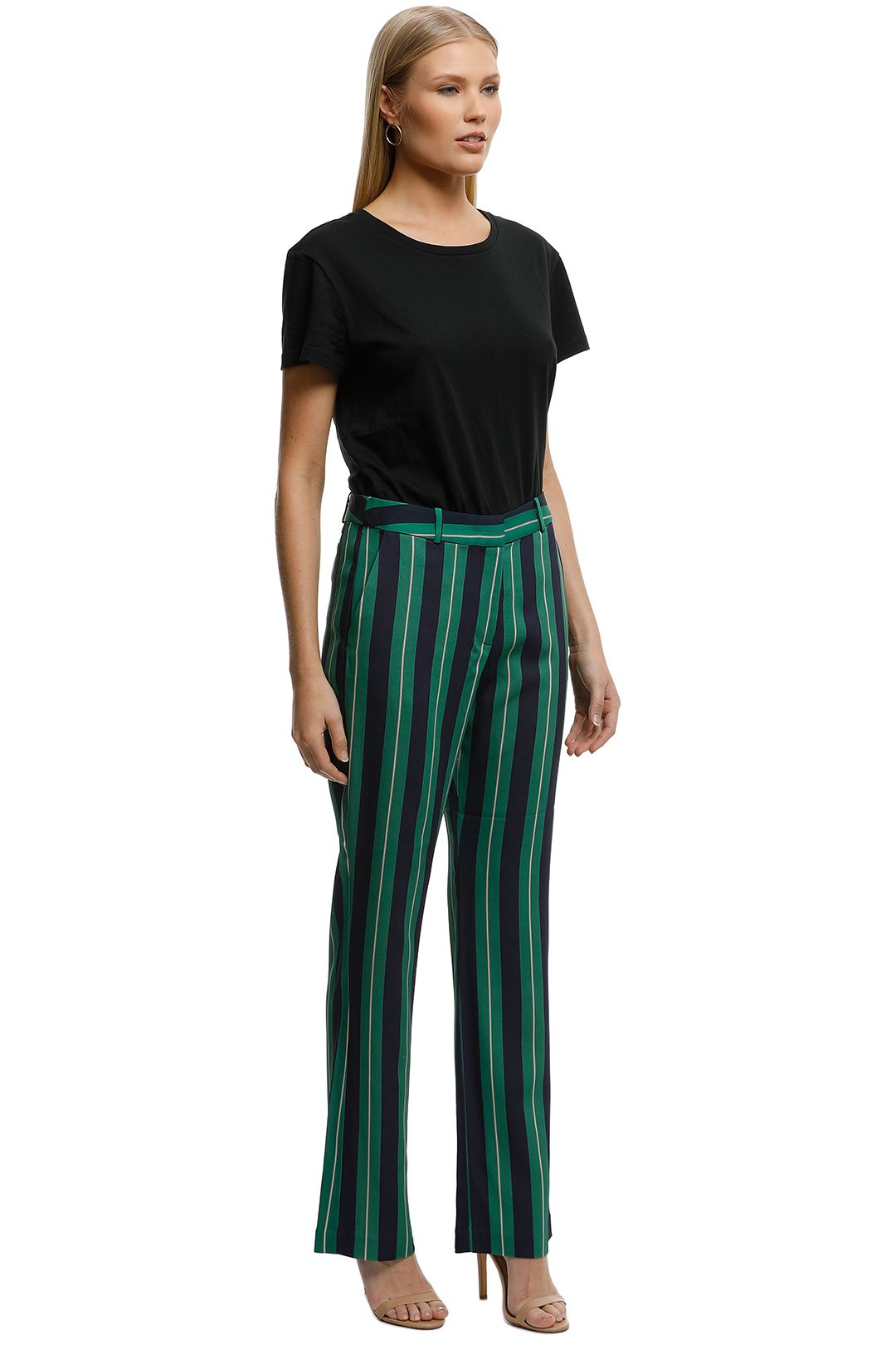 Moss-and-Spy-Gatsby-Pant-Green-Stripe-Side