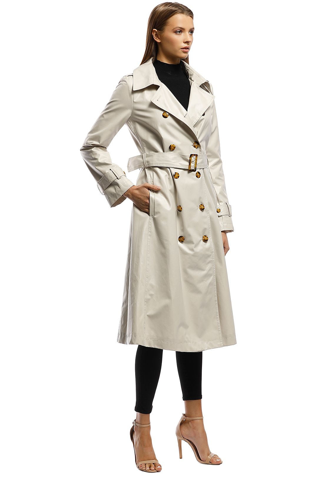 Moss-and-Spy-Poirot-Trench-Beige- Side