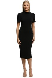 Mossman-A-Moment-In-Time-Dress-Black-Front