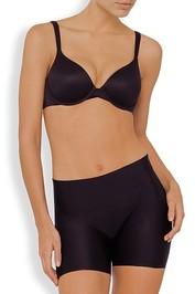 Nancy Ganz - Sweeping Curves Shaper Black Short - Black - Front
