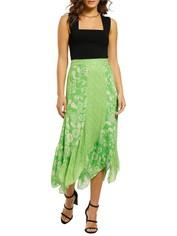 Nicholas-Debbie-Skirt-Leaf-Front