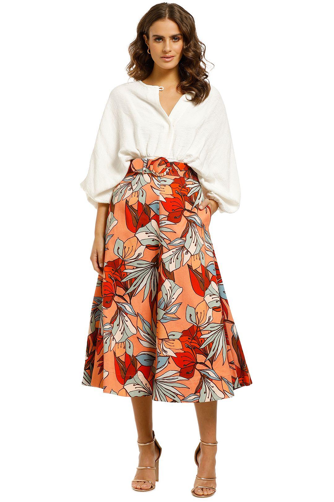 Nicholas-Jacqueline-Skirt-Tarama-Deco-Floral-Front