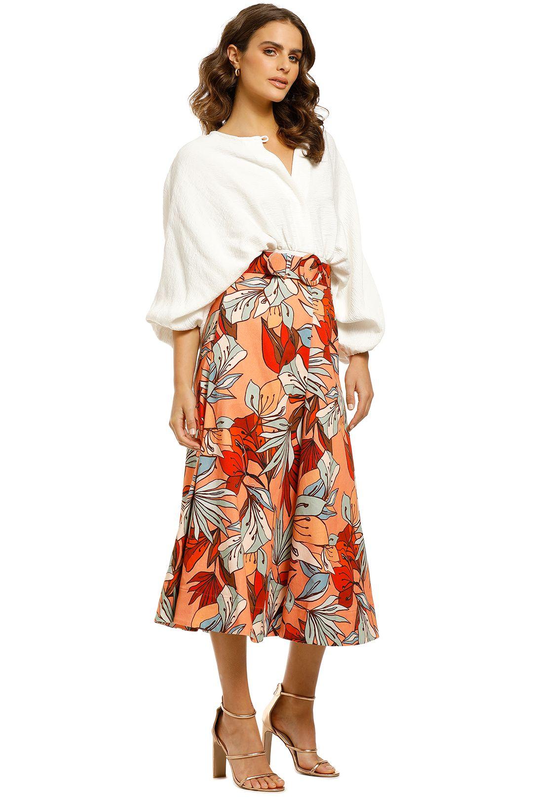 Nicholas-Jacqueline-Skirt-Tarama-Deco-Floral-Side