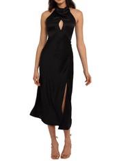 Nicholas Aline Dress Black