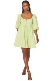 Nicholas Belle Dress Limeade
