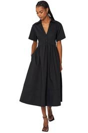 Nicholas Briela Dress Black