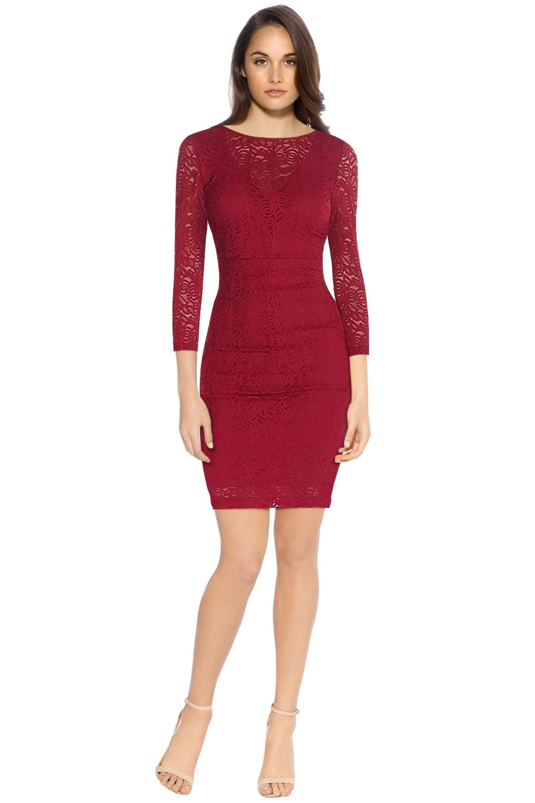 Sleeve Dress By Nicole Miller For Hire