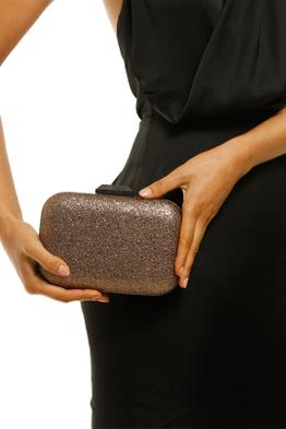 Olga-Berg-Lenny-Metallic-Textured-Clutch-Mushroom-Product