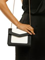 Olga-Berg-Montana-Pebble-Shoulder-Bag-Black-White-Product