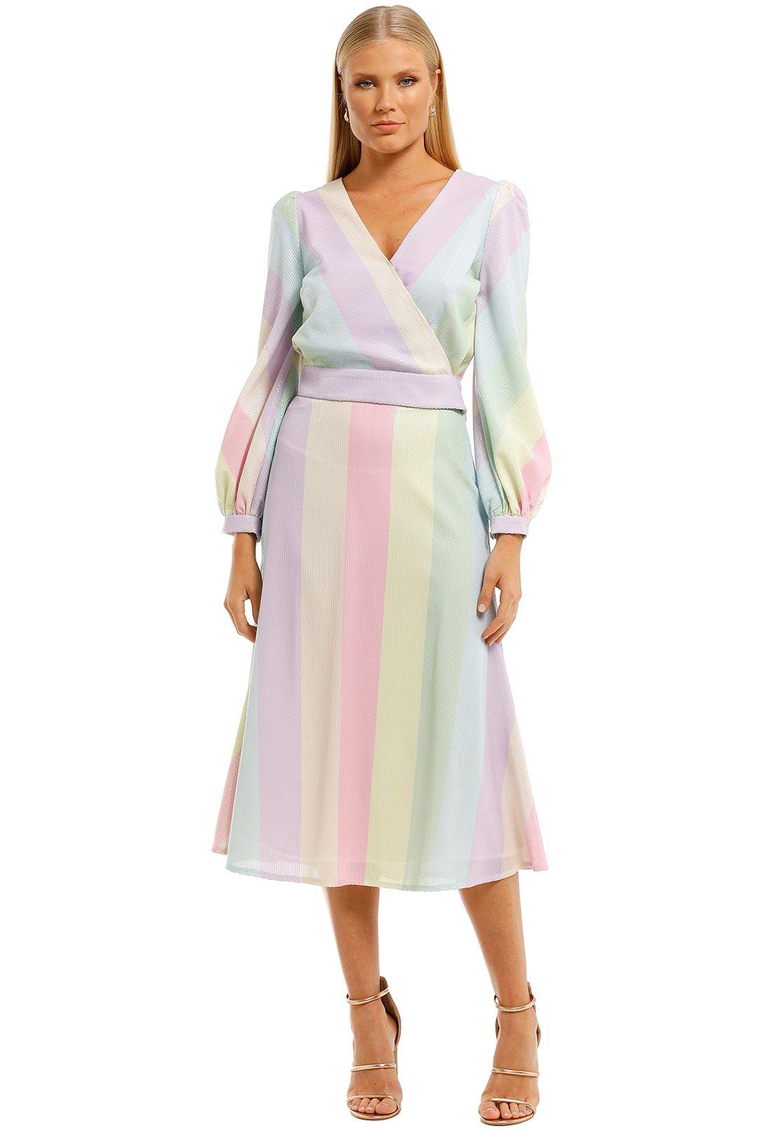 Olivia-Rubin-Neapolitan-Crop-Top-and-Skirt-Set-Multi-Front