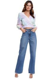 Olivia Rubin Kendall Top Stripes