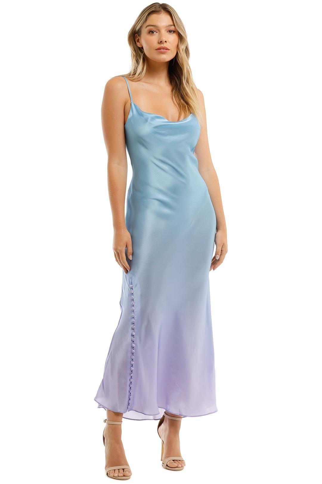 Olivia Rubin Lia Slip Midi Dress