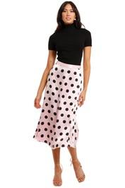 Olivia Rubin Penelope Skirt Pink