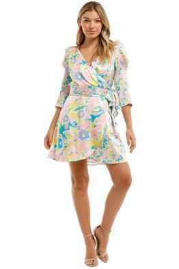 Olivia Rubin Ren Dress Mini Floral