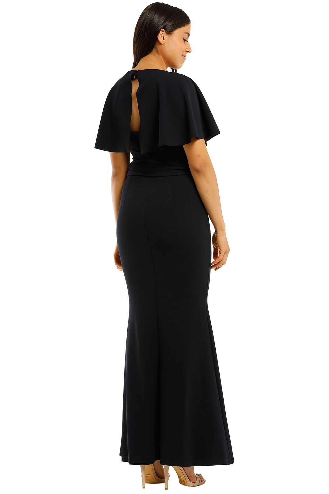 Pasduchas-Mrs-Carter-Gown-Navy-Back