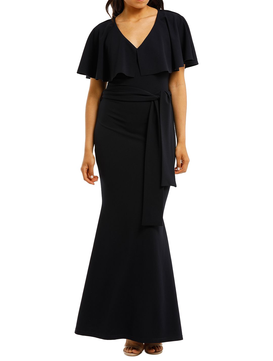 Pasduchas-Mrs-Carter-Gown-Navy-Front