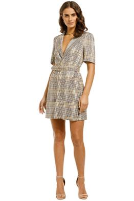 Pasduchas-Reflection-Blazer-Dress-Plaid-Front