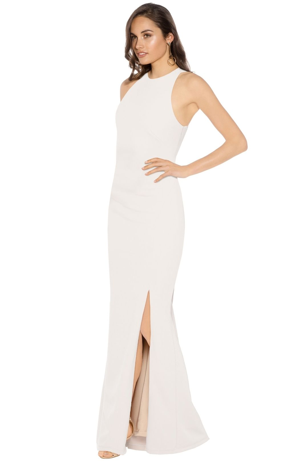 Pasduchas - Cruz Gown - Ivory - Side