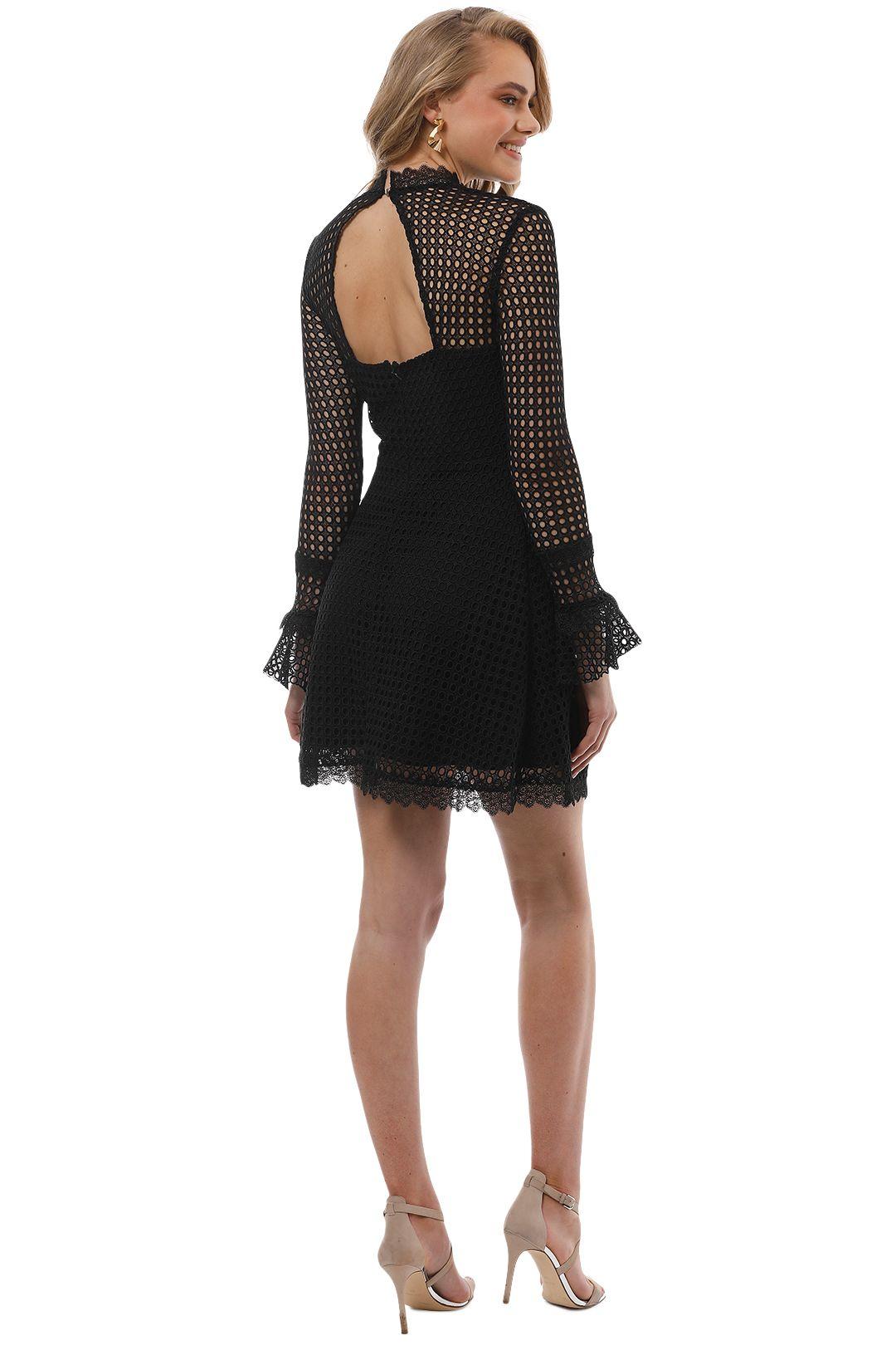 Pasduchas - Reign Dress - Black - Back