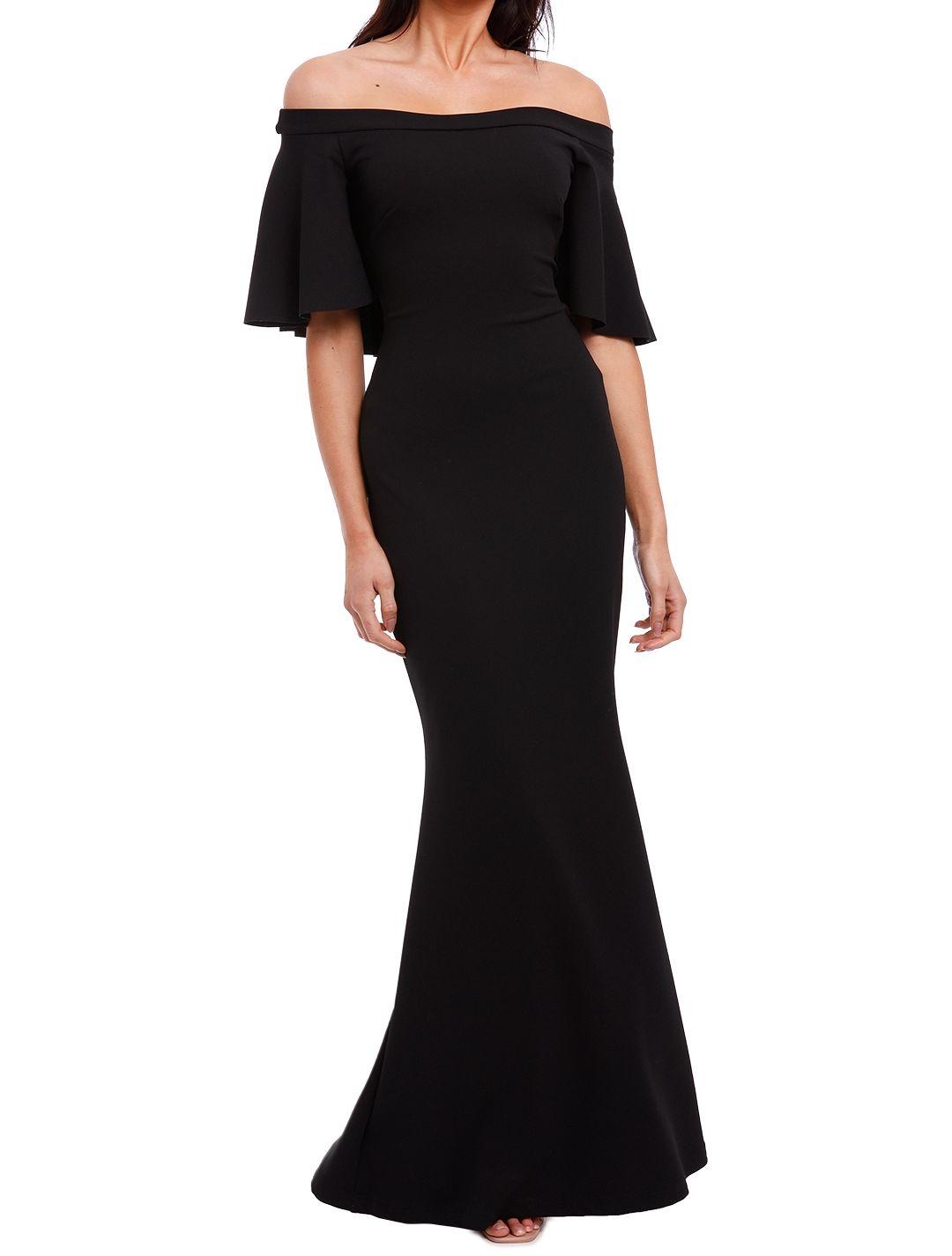 Pasduchas Envogue Gown Black