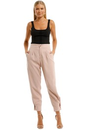 Pasduchas Halo Pant Nude with Side Pockets