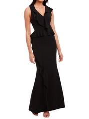 Pasduchas Varve Gown Black