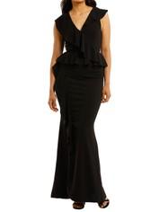 pasduchas_verve_gown_black_sleeveless
