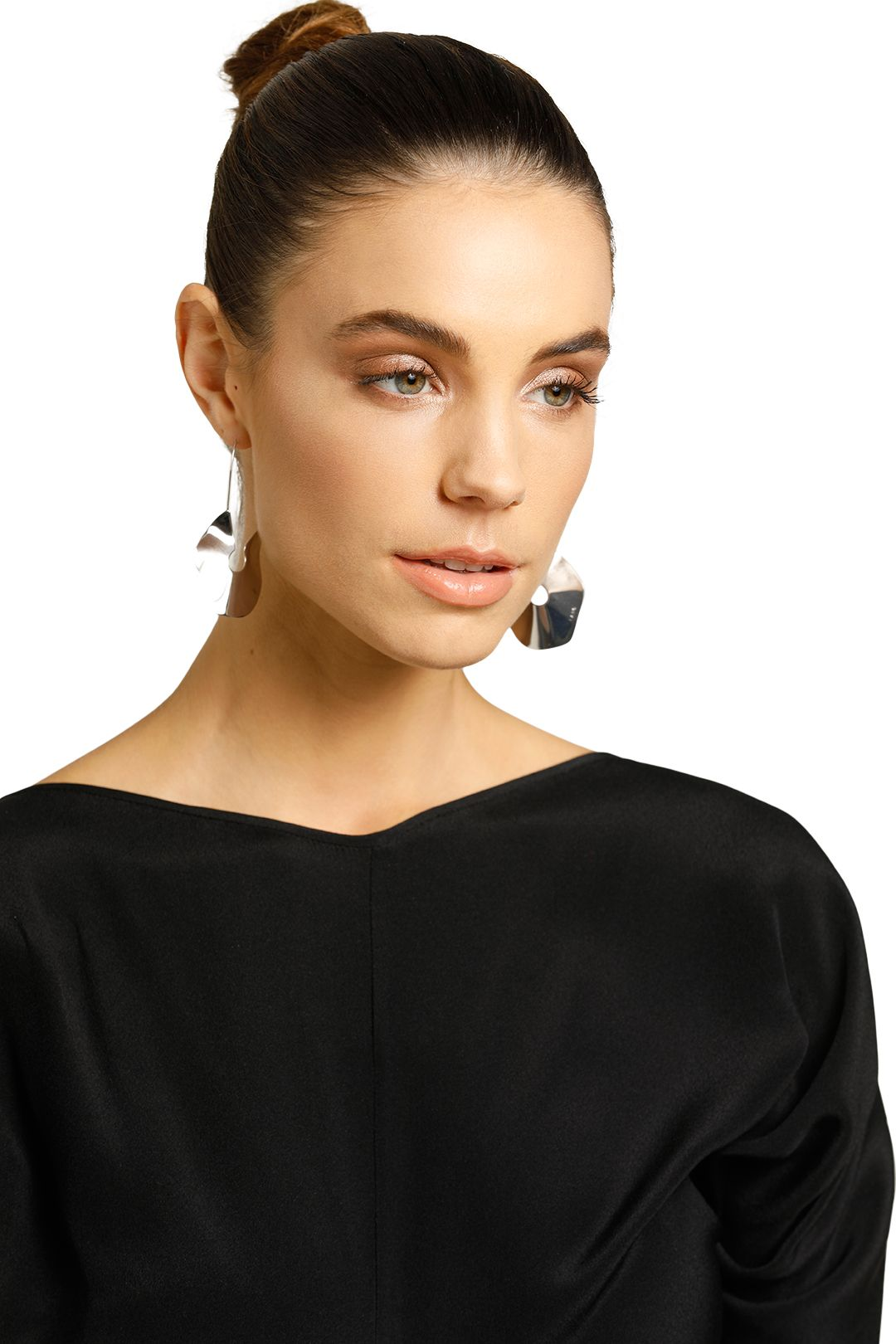 Peter Lang-Agnes Earring-Silver-Product