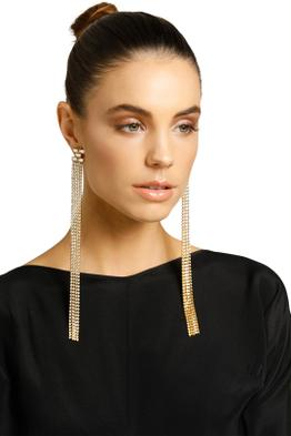 Peter Lang-Gioconda Earrings-Gold-Product
