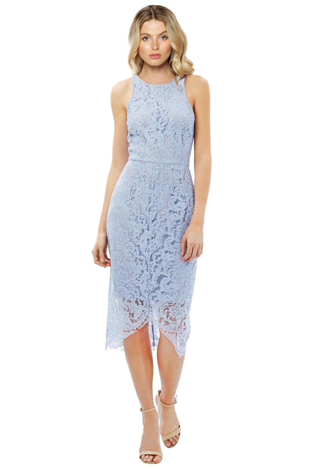 Pilgrim - Ramona Dress - Blue - Front