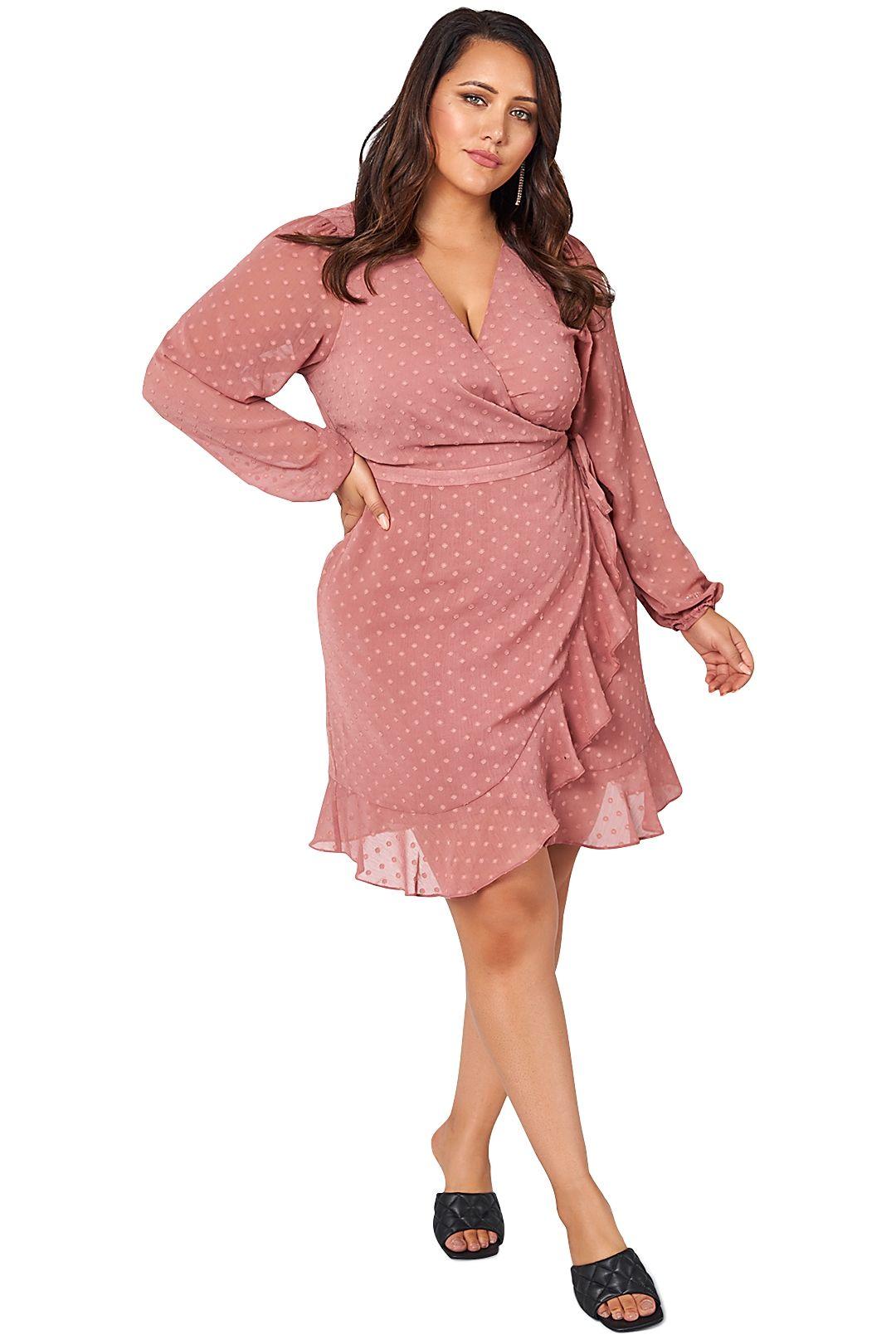Pink Dusk It's Pink Pm Dress