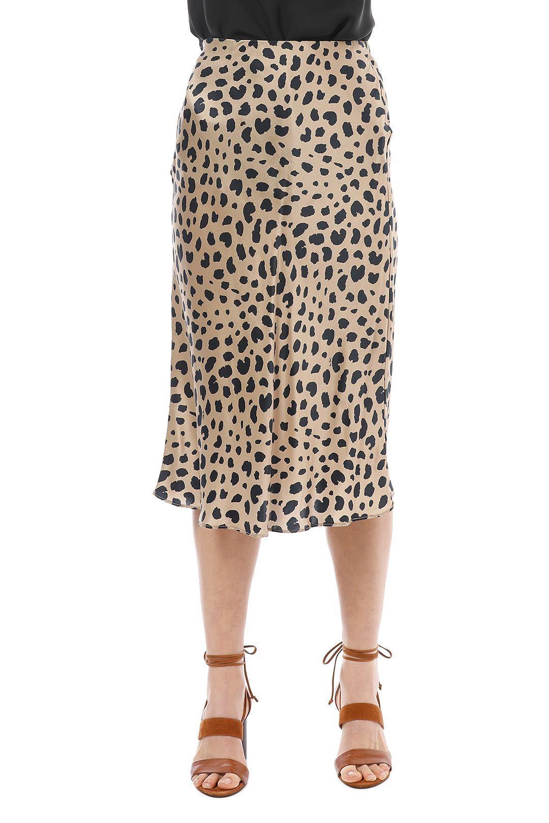 Realisation Par - Naomi Wild Things - Leopard - Front Detail
