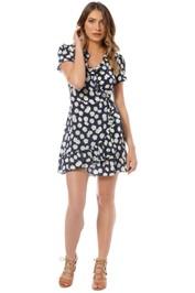 Realisation Par - The Valentina Dress - Daisy - Front