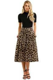 Rebecca-Vallance-Acacia-Skirt-Giraffe-Front
