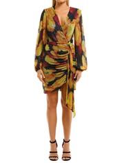 Rebecca-Vallance-Astoria-Long-Sleeve-Mini-Front