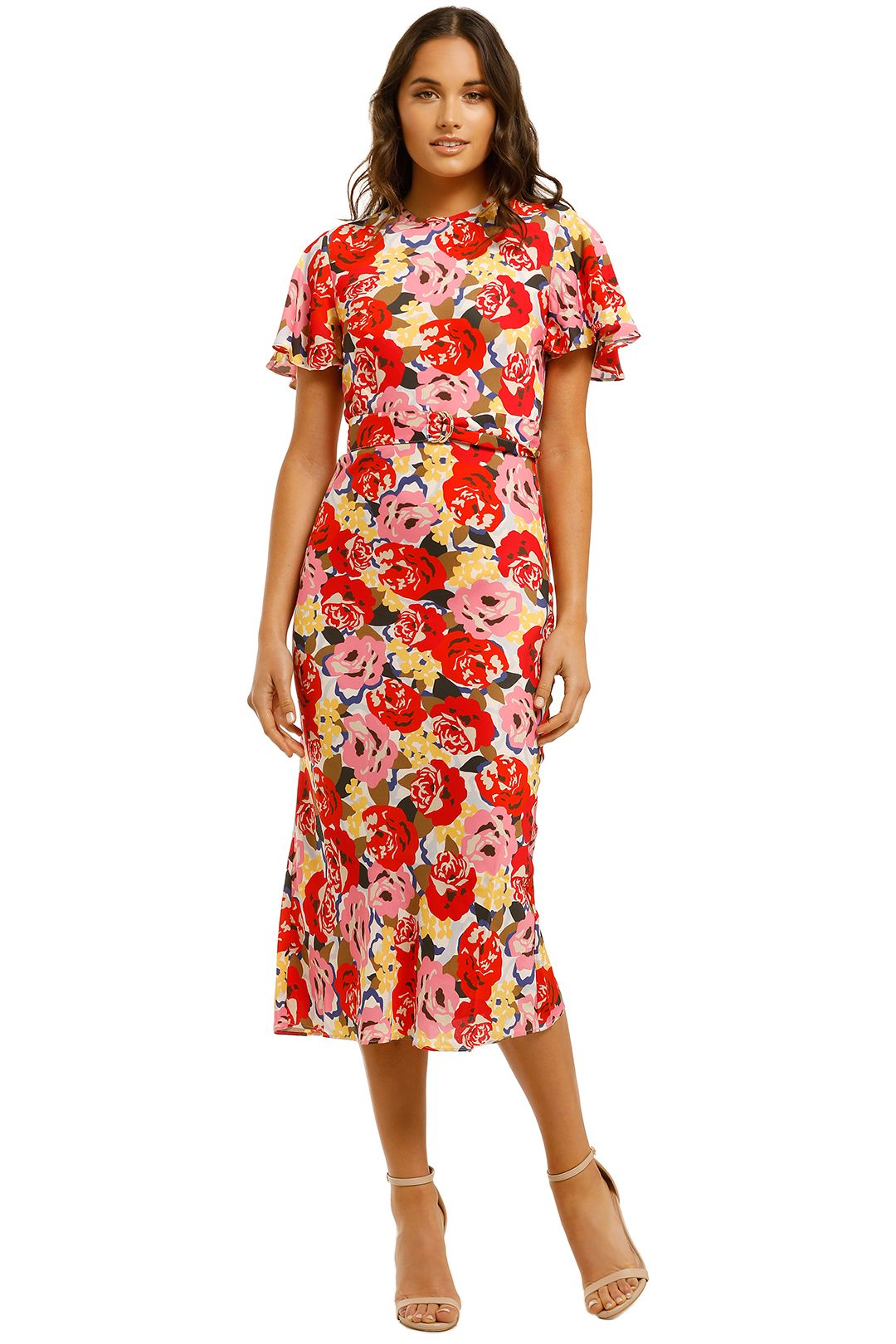 Rebecca-Vallance-Blume-SS-Midi-Dress-Print-Front