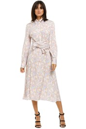 Rebecca-Vallance-Fleur-Midi-Shirt-Dress-Floral-Print-Front