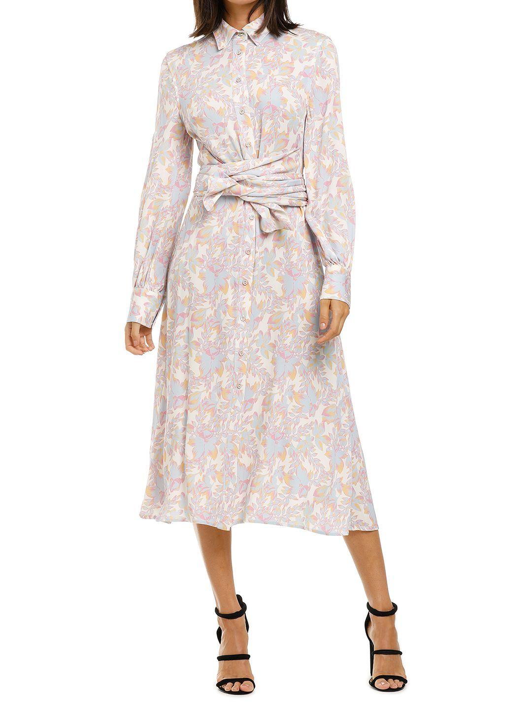 Rebecca-Vallance-Fleur-Midi-Shirt-Dress-Floral-Print-Front