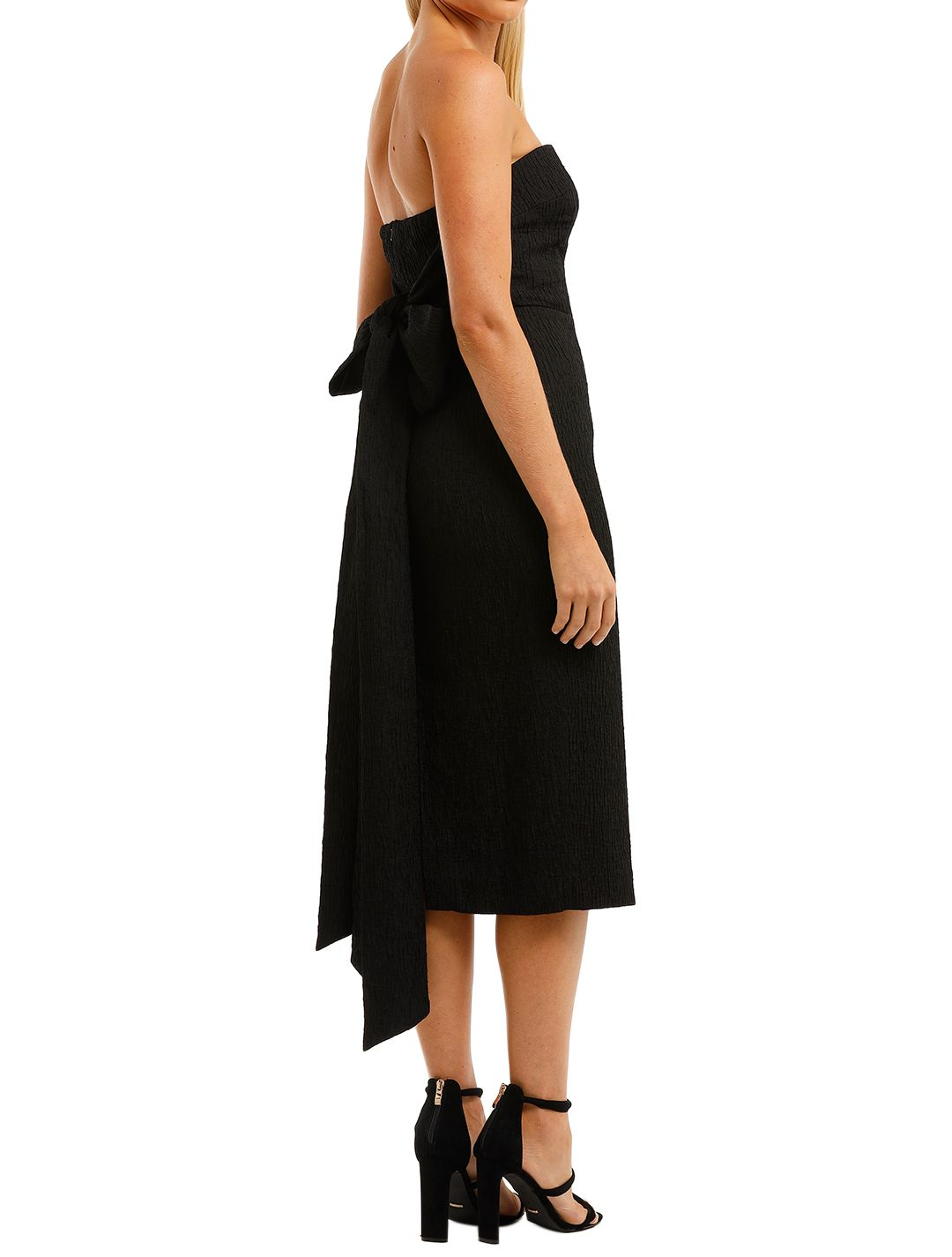 Rebecca-Vallance-Harlow-Dress-Black-BAck