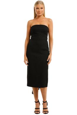 Rebecca-Vallance-Harlow-Dress-Black-Front