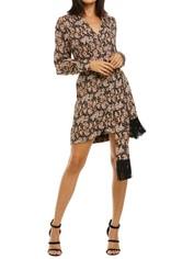 Rebecca-Vallance-Josephine-LS-Mini-Dress-Print-Front