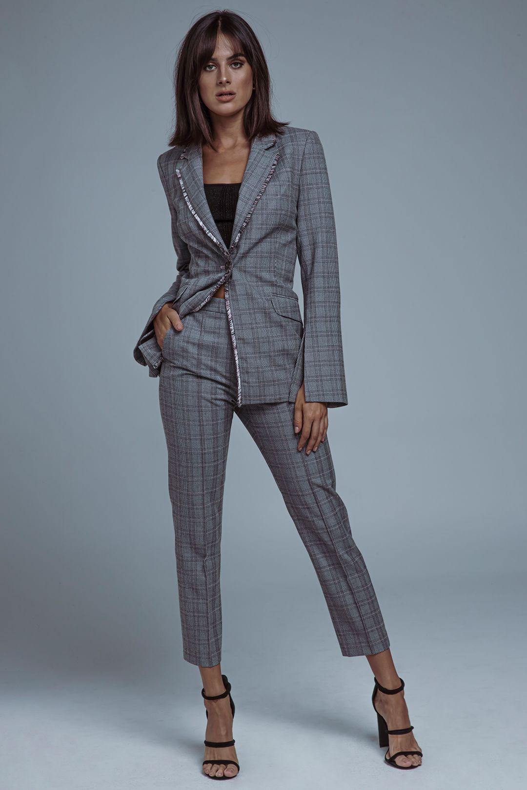 rebecca-vallance-margot-blazer-and-slim-pant-set-grey-check-campaign